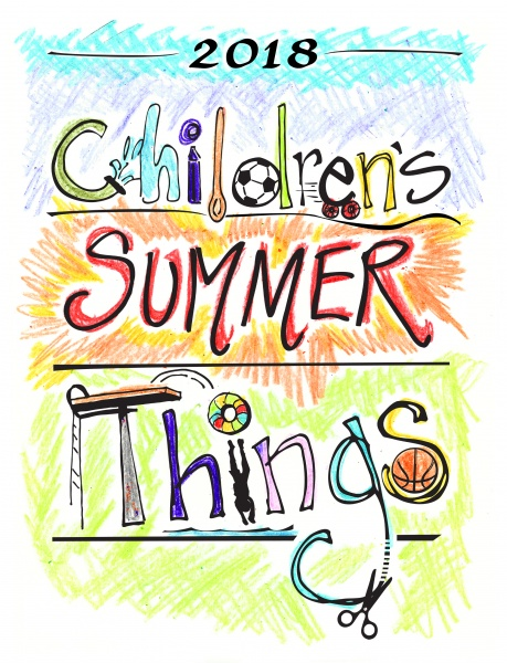 Children Summer Thing 2018 Cover