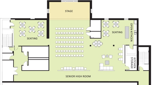 YouthFLOORplan